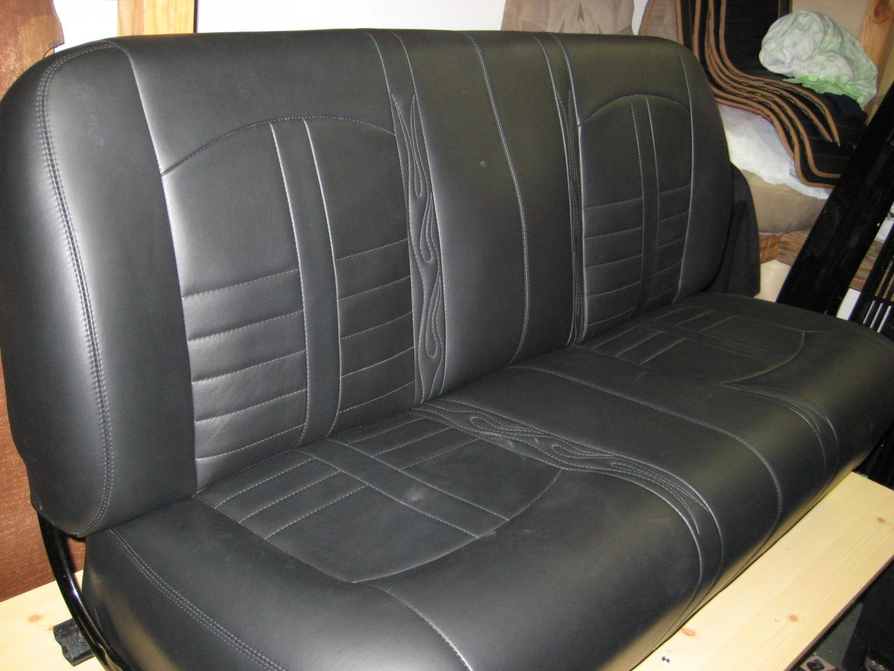 Chevy Truck Bench Seat submited images.
