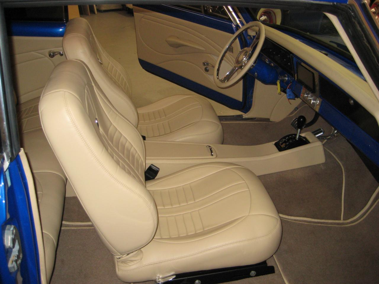 car custom interior interiors truck upholstery pictures